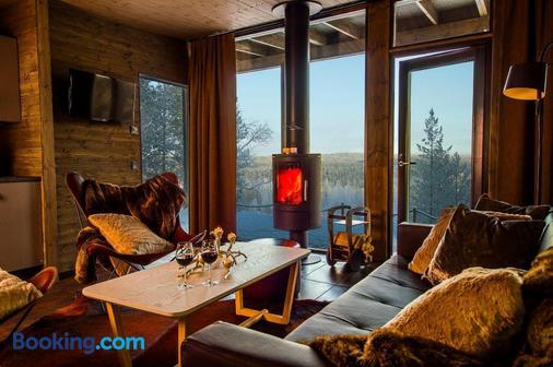 Arctic Treehouse Hotel - Ροβανιέμι - Σαλόνι