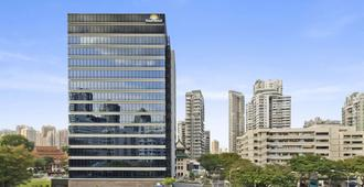 Days Hotel by Wyndham Singapore at Zhongshan Park - Singapur - Edificio