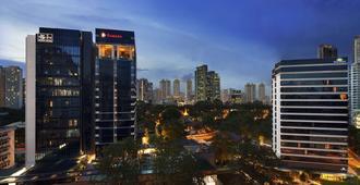 Days Hotel by Wyndham Singapore at Zhongshan Park - Singapore - Utomhus