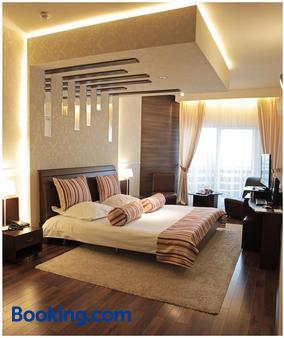Belvedere Hotel Brasov - Braşov - Bedroom