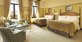 Four Seasons Hotel Istanbul at Sultanahmet - Istanbul - Bedroom