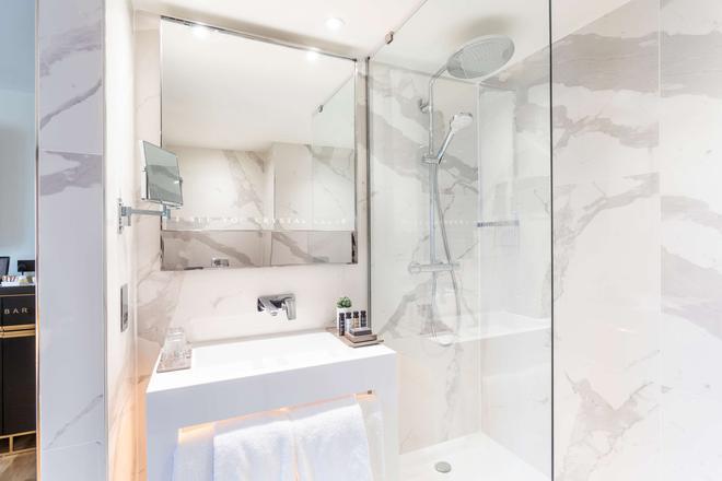 倫敦福爾摩斯公園廣場酒店 - 倫敦 - 倫敦 - 浴室
