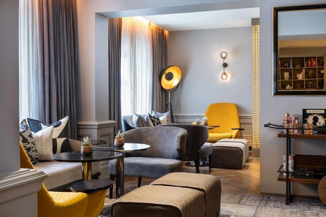 Holmes Hotel London - London - Bar