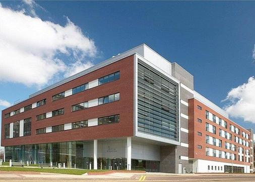 Conference Aston Hotel - Birmingham - Building