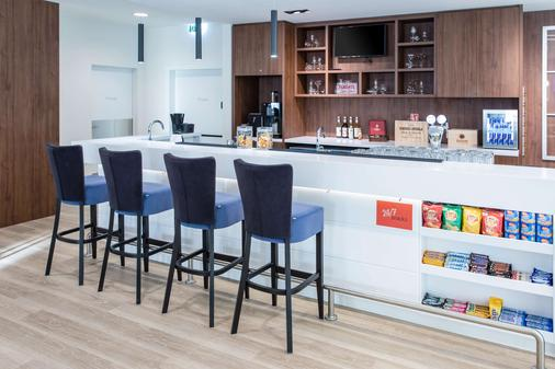 Hampton by Hilton Gdansk Oliwa - Gdansk - Bar