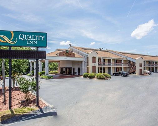 Quality Inn Fort Jackson - Κολούμπια - Κτίριο