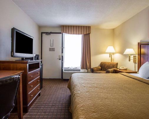 Quality Inn Fort Jackson - Κολούμπια - Κρεβατοκάμαρα