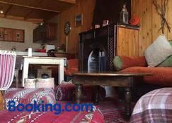 Chalet tizrag - Oukaimeden - Living room