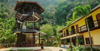 Palms Hill Resort - Phangnga - Building