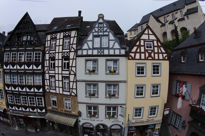 Hotel am Markt - Cochem - Building