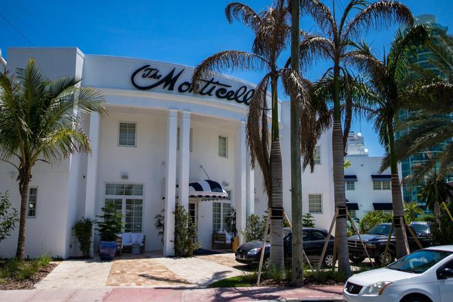 Oceanside Hotel - Miami Beach - Edifício