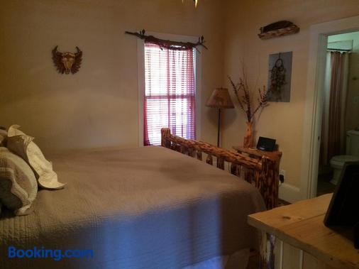 Calhoun House Inn & Suites - Bryson City - Bedroom