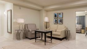 The Jung Hotel And Residences - Nueva Orleans - Sala de estar