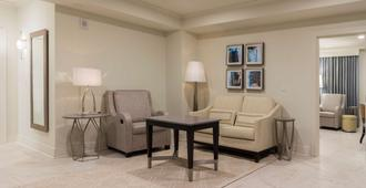 The Jung Hotel And Residences - New Orleans - Living room