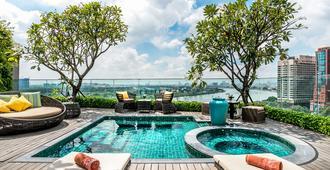Silverland Jolie Hotel & Spa - Cidade de Ho Chi Minh - Piscina