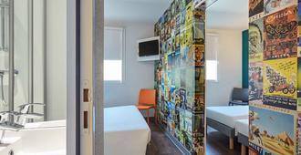 hotelF1 Paris Porte de Châtillon (rénové) - Parigi - Camera da letto
