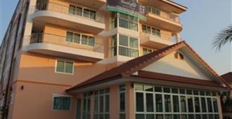 Buathip Resort - Khon Kaen - Gebäude