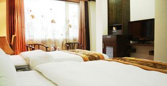 Hoang Anh Ha Dong Hotel - Hanoi - Bedroom