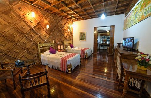 Thazin Garden Hotel - Bagan - Bedroom