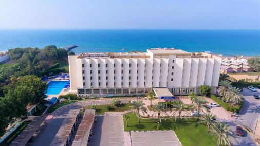 Bin Majid Beach Hotel - Ras Al Khaimah - Toà nhà