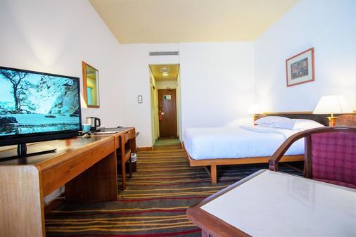 Bin Majid Beach Hotel - Ras Al Khaimah - Phòng ngủ