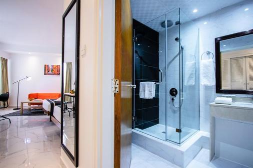 Bin Majid Beach Hotel - Ras Al Khaimah - Phòng tắm