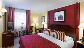 Hotel Kipling Manotel - Genève - Chambre