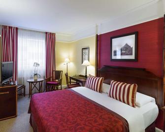 Kipling Manotel - Genf - Schlafzimmer