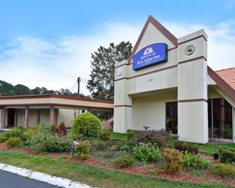 Americas Best Value Inn Smithfield - Smithfield - Gebouw