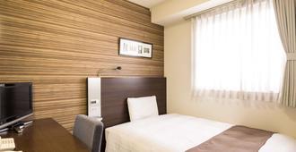 熊本新市街Comfort飯店 - 熊本 - 臥室
