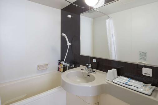 熊本新市街Comfort飯店 - 熊本 - 浴室