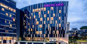 Mercure Singapore On Stevens - Singapore - Toà nhà