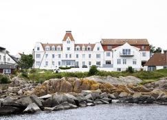 Strandhotellet Sandvig - Allinge - Rakennus