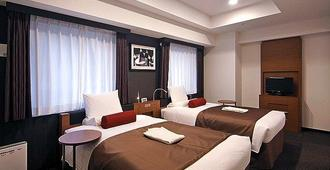 Hotel Mystays Kamata - טוקיו - חדר שינה