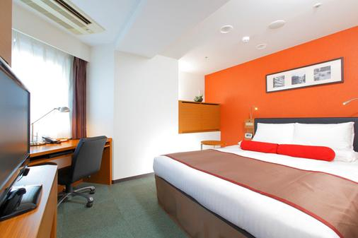 Hotel Mystays Kamata - Tokio - Schlafzimmer