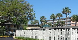 Scottish Inn - St. Augustine - Outdoor view
