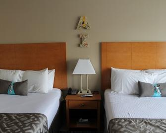Beachside Motel - Fernandina Beach - Bedroom