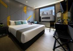 Hotel MI - Singapore - Makuuhuone