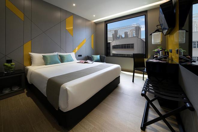Hotel MI - Сингапур - Спальня