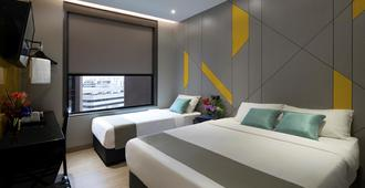 Hotel MI - Singapura - Quarto