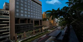 Hotel MI - Singapura - Edifício