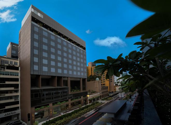 Hotel MI - Сингапур - Здание