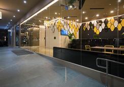 Hotel MI - Сингапур - Лобби