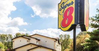 Super 8 by Wyndham Stroudsburg - East Stroudsburg - Edificio