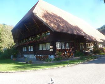 Rommelehof - Gutach - Будівля