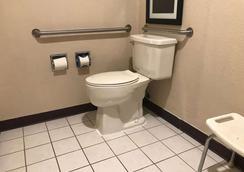 Americas Best Value Inn Lynnwood Seattle - Lynnwood - Bathroom