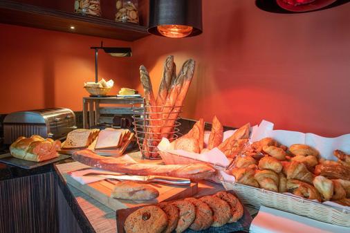 Best Western Plus Masqhotel - La Rochelle - Buffet