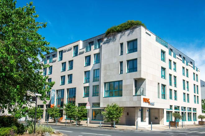 Best Western Plus Masqhotel - La Rochelle - Rakennus