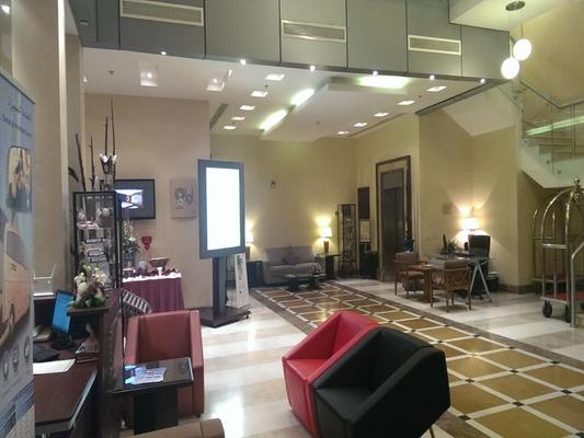 Avail Grand Hotel & Suites - Jeddah - Lobby