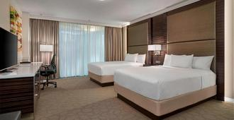 Delta Hotels by Marriott Edmonton Centre Suites - Edmonton - Habitación